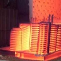 New Heat Treatment furnace erected